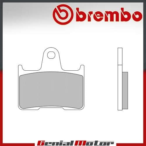 07SU25.SP Rear Brembo SP Brake Pads for Suzuki GSX R K4 1000 2004  2006