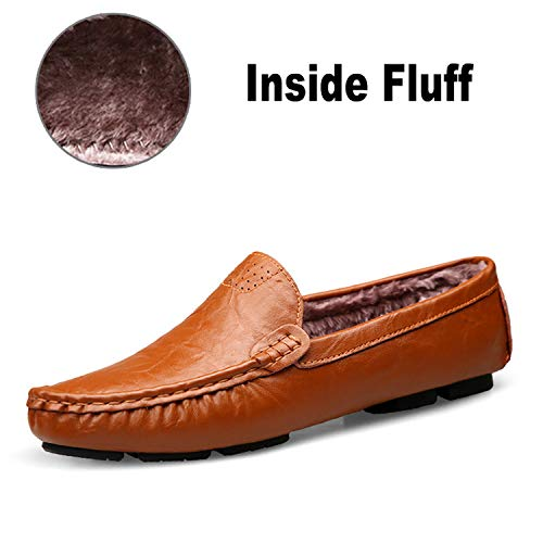 new concept 26b55 87fce Thadensama Soft Soft Soft Leather Men Loafers New Handmade Casual Shoes Men  Moccasins For Men Leather