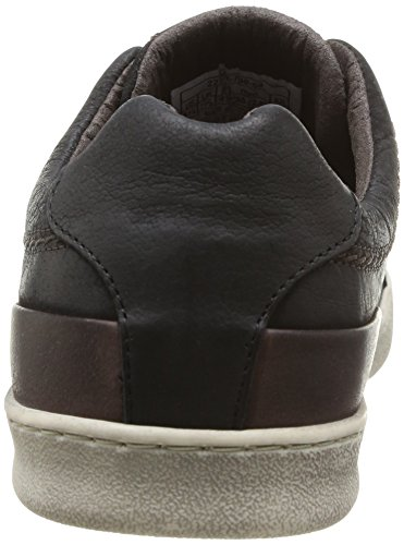 Levi's Baskets Low Tulare Lace mode Cap Noir Toe 59 homme Pt pxw6BHqp