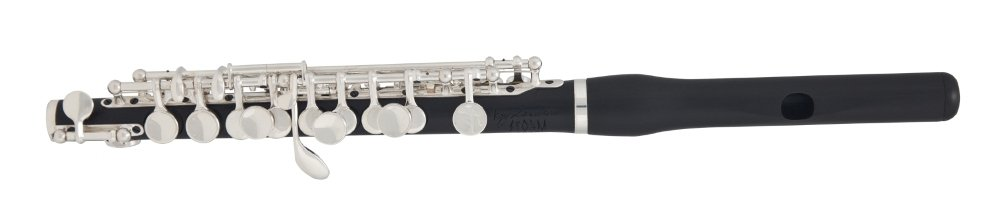 Gemeinhardt Roy Seaman Storm Piccolo Silver Plated Keys with Wave Headjoint Roy Seaman Storm w/WH