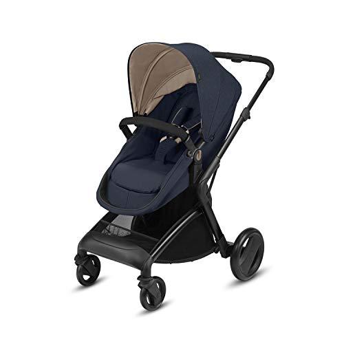 CBX Bimisi Flex 518002219 Cochecito 2 en 1 con Asiento / Capazo Reversible, Azul (Jeansy Blue)