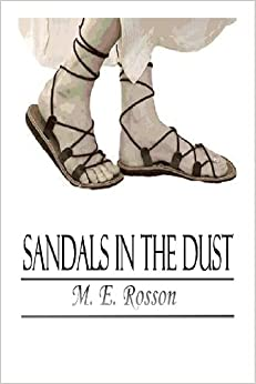 Book Sandals In The Dust