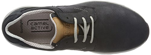 camel active Men's Sunlight 11 Low-Top Sneakers Blue (Midnight) largest supplier sale online 7bcwOffdkd