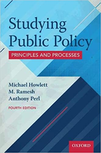 Studying Public Policy: Principles and Processes, 4th Edition - Original PDF