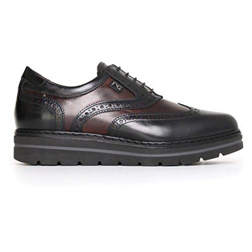 Femme Sneakers Noir Giardini Nero Basses AtU56wq