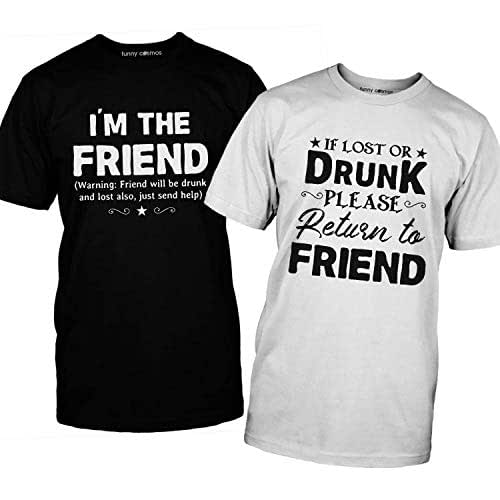 Amazon.com: If Lost Or Drunk Please Return To Friend T