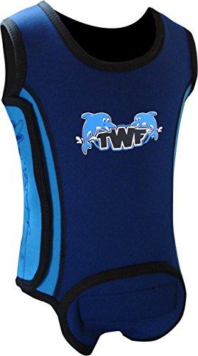 TWF Kinder Neoprenanzug Blau blau 6-12 Monate