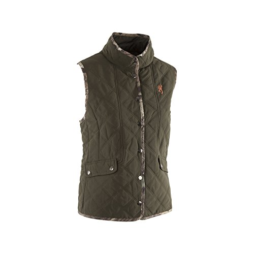 Browning Women's Virginia II Vest | Forest Nights | Large