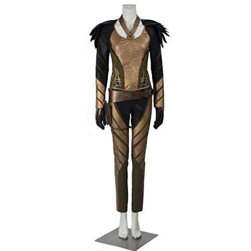 [CosplayDiy Women's Suit for Legends of Tomorrow Hawkgirl Cosplay M] (Hawkgirl Cosplay Costume)