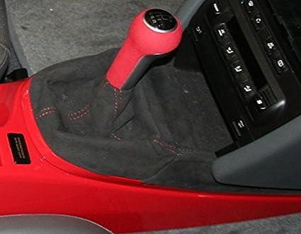 Porsche Boxster 2005-12 cubierta de consola central de RedlineGoods