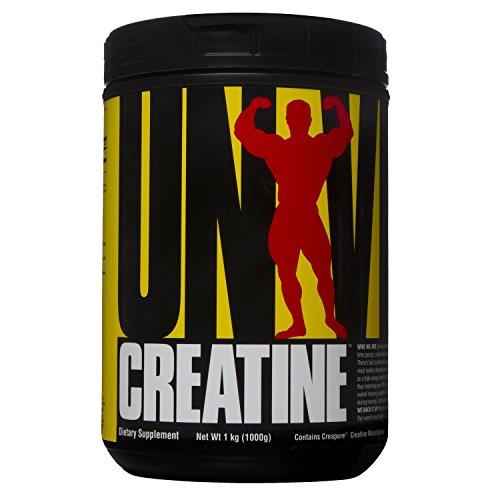 Universal Nutrition 100% Pure Creapure® Creatine Monohydrate Powder 1000g by Universal