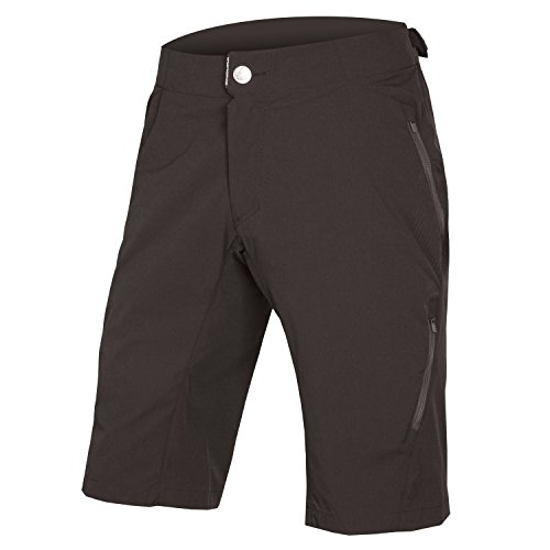 Endura SingleTrack Lite Baggy Cycling Short II Black, Small