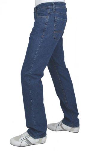 MAC Jeans Ben - stone wash dark, Größe:W38 L34