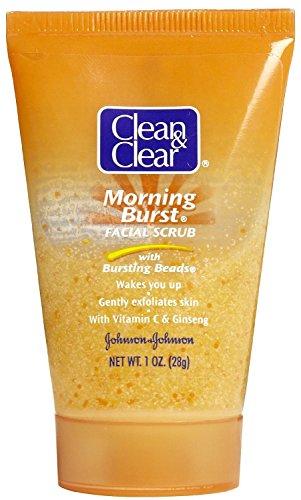 Clean & Clear Morning Burst Facial Scrub - Original - 1 o...