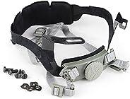 Adjustable Fast Tactical Helmet Chin Strap Paintball Airsoft Helmet Suspension Locking System Helmet Accessory