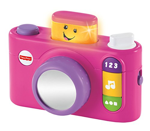 (Fisher-Price Laugh & Learn Click 'n Learn Camera,)