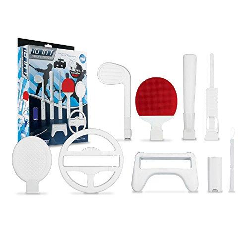 One Soft Sports Kit - Wii 10 in 1 Soft Sports Kit