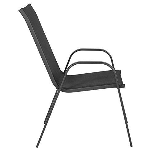 Amazon.com: Flash Furniture Brazos Serie - Silla de pie ...