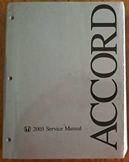 2003 2004 honda accord factory service manual ltd honda motor rh amazon com honda accord euro 2004 service manual honda accord 2004 service manual pdf