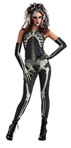 Rubie'S I-880213STD - Disfraz de esqueleto para mujer (adulto)