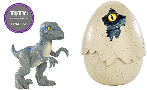 Jurassic World Hatch 'N Play Dinos Velociraptor