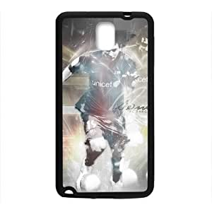 DAZHAHUI Lionel Messi football Player Phone Case for Samsung Galaxy Note3