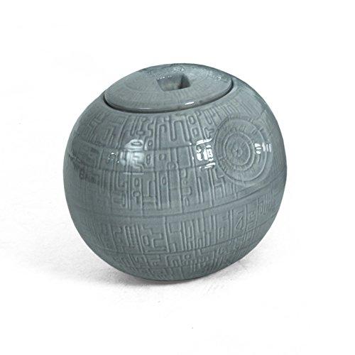 Star Wars - Todesstern - Retro Keramik Keksdose oder auch Eis- und Sektkühler - stabil verpackt in einer Geschenkbox