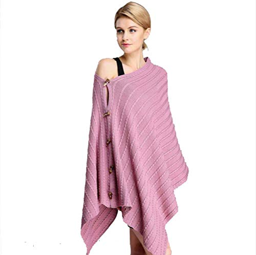 Plain Autunno Pink 26inch Green Scialle 73 Scarf Fuskang Lana Sciarpe E color Twist Ladies Inverno Large Knit Changeable Calda Thick Shawl AFfAq1Yw