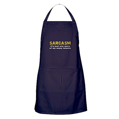 CafePress Sarcasm Funny Saying Kitchen Apron with Pockets, Grilling Apron, Baking Apron - Kitchen Apron Sayings
