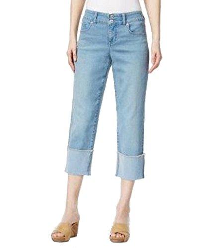 Style & Co. Cuffed Capri Jeans (Grand, 4)