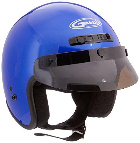 Gmax G102041 Open Face Helmet (Open Youth Helmet Face)