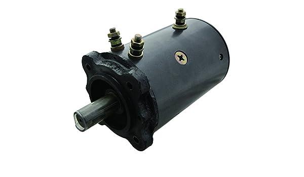 WINCH MOTOR 24 VOLT FOR RAMSEY WINCH APPLICATIONS MMD4401 MMD6102 MUX6302