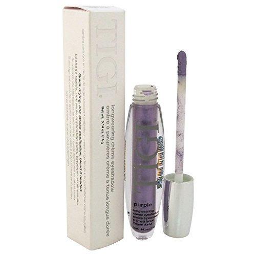 Tigi Cosmetics Longwearing Cream Eyeshadow Purple by TIGI COSMETICS