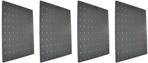 Chapa de metal perforada con orificio 'Euro' como extensió n para pared perforada.4 piezas en el paquete con tornillos para montaje en pared, dimensiones aprox. 40 x 60 por chapa perforada. dimensiones aprox. 40x 60por chapa perforada.