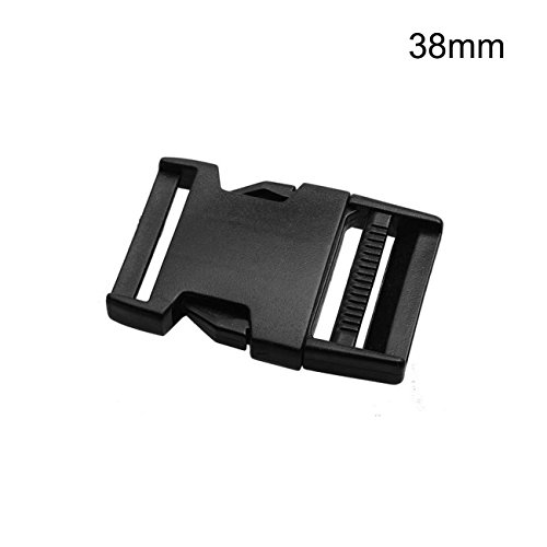 Dual Pinch Side Release Buckle 1.5
