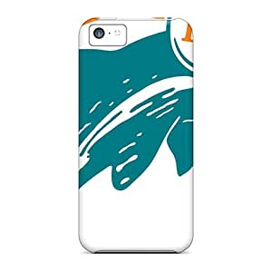 High Quality DeannaTodd Miami Dolphins Skin Cases Covers Specially Designed For Iphone - 5c