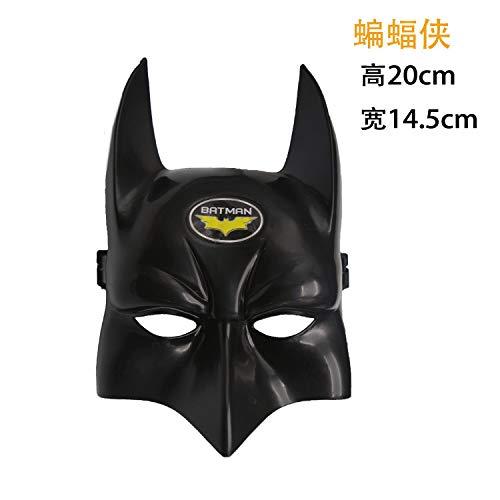 Amazon.com: Máscara de Halloween para niños, diseño de araña ...