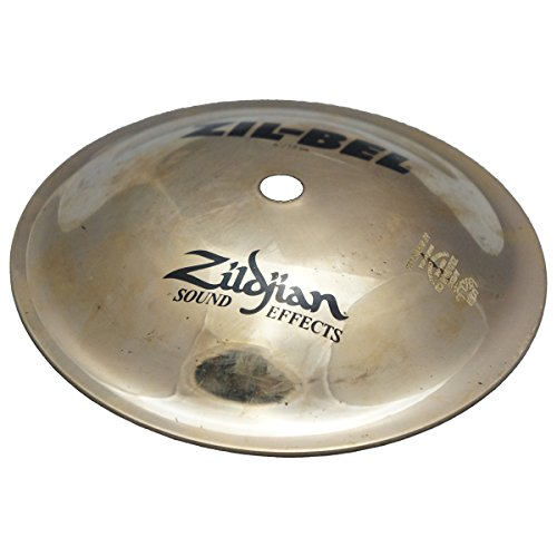 "Zildjian 6"" Small Zil Bell with High Pitch and Loud Volume A20001 - Lightly Used"