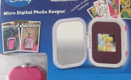 (Tinkerbell Micro Digital Photo Keeper)