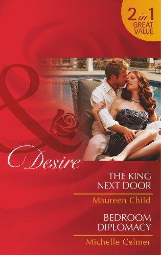 book cover of The King Next Door / Bedroom Diplomacy