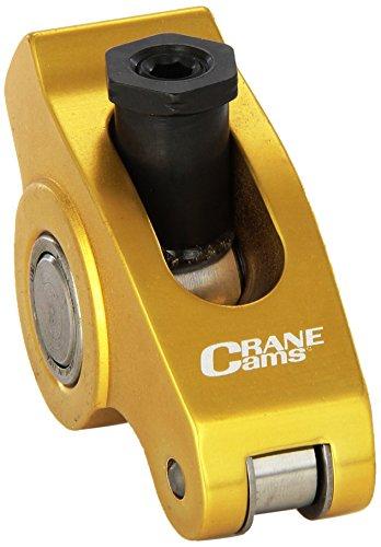 (Crane Cams 10751-1 Gold Race Self-Aligning 1.5 Ratio Rocker for 3/8