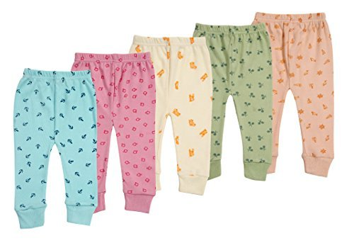 Kuchipoo Baby Pyjama – Pack of 5 (3-6 Months)