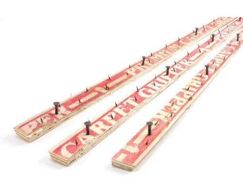 M-D Building Products 75302 Wood/Concrete Nail Calif Reg 48-Inch Carpet Tack Strip, (Carpet Tack Strips)