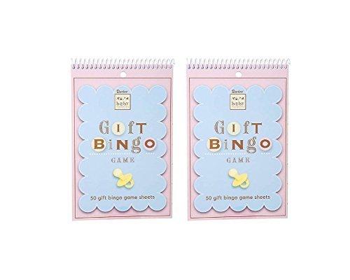 Baby Shower Gift Bingo Game, 100 Sheets -
