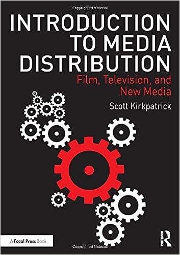 Amazon Introduction To Media Distribution 9781138297357