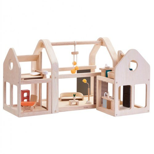PlanToys Doll's House Slide and Go ()