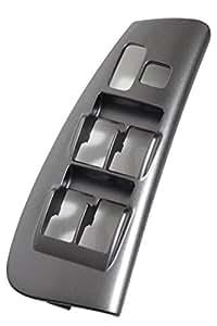 Window Switch Bezel for 03-08 Toyota Matrix & Pontiac Vibe - Replaces 74232-01030 (Driver Side) Front Left Door Armrest Panel