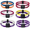 Trion Z Dual Loop Magnetic Wristband Bracelet. Choose Size and Color