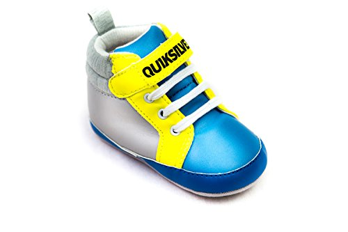 Quiksilver Babies Crib Shoes (0-6 months, Blue)