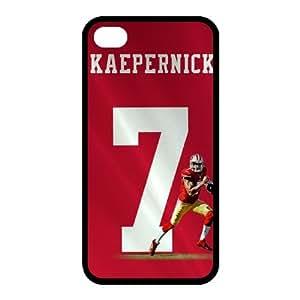 San Francisco 49ers Kaepernick Iphone 4,4S Case Durable Case Cover